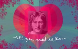 john lennon - all you need is love